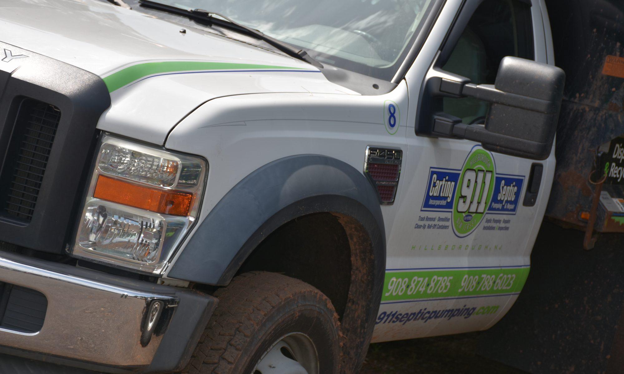 911 Septic Pumping & Carting